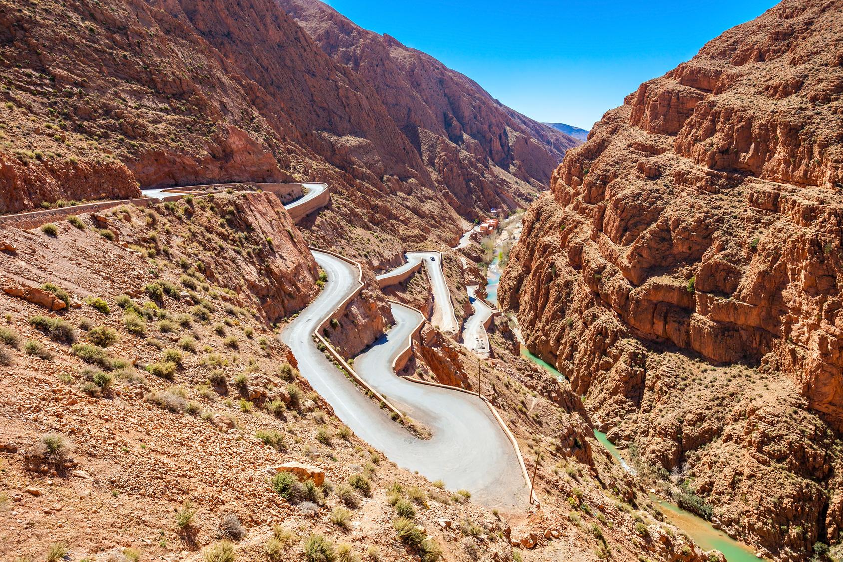 Dades Canyon