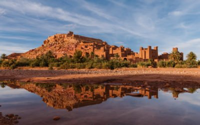 Breathtaking landscapes – traditional culture (from Marrakech)