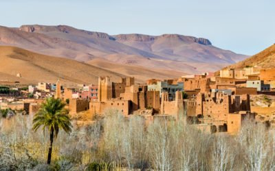 Dades: Valley of thousand kasbah