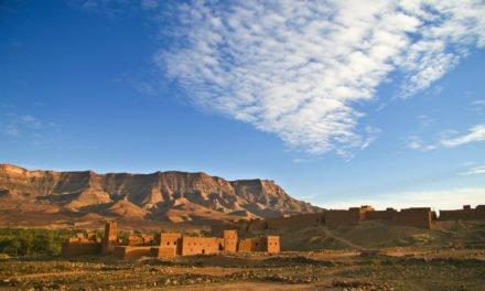 Chegaga Wüste (ab Ouarzazate)