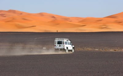 Discovering the desert – Erg de Juif