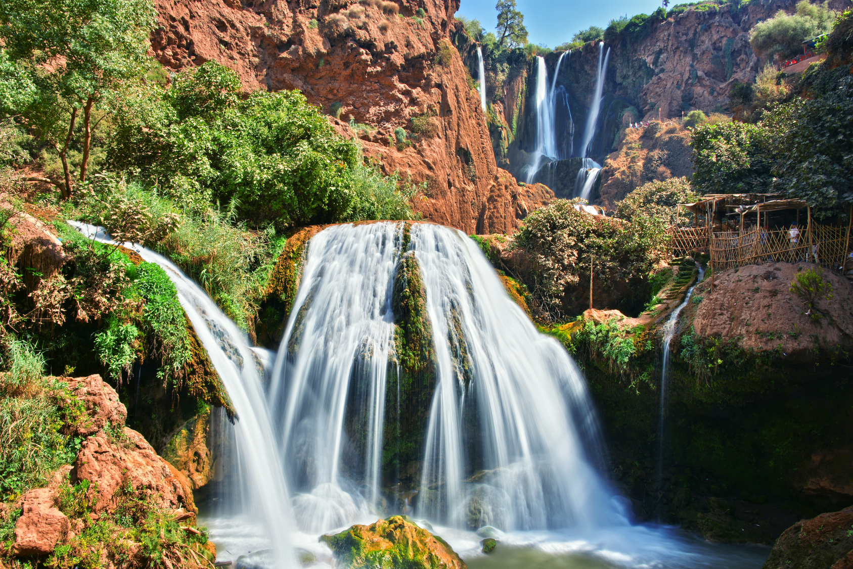 Ouzoud Waterfalls_Travel Tamegroute_Travel Tamgroute