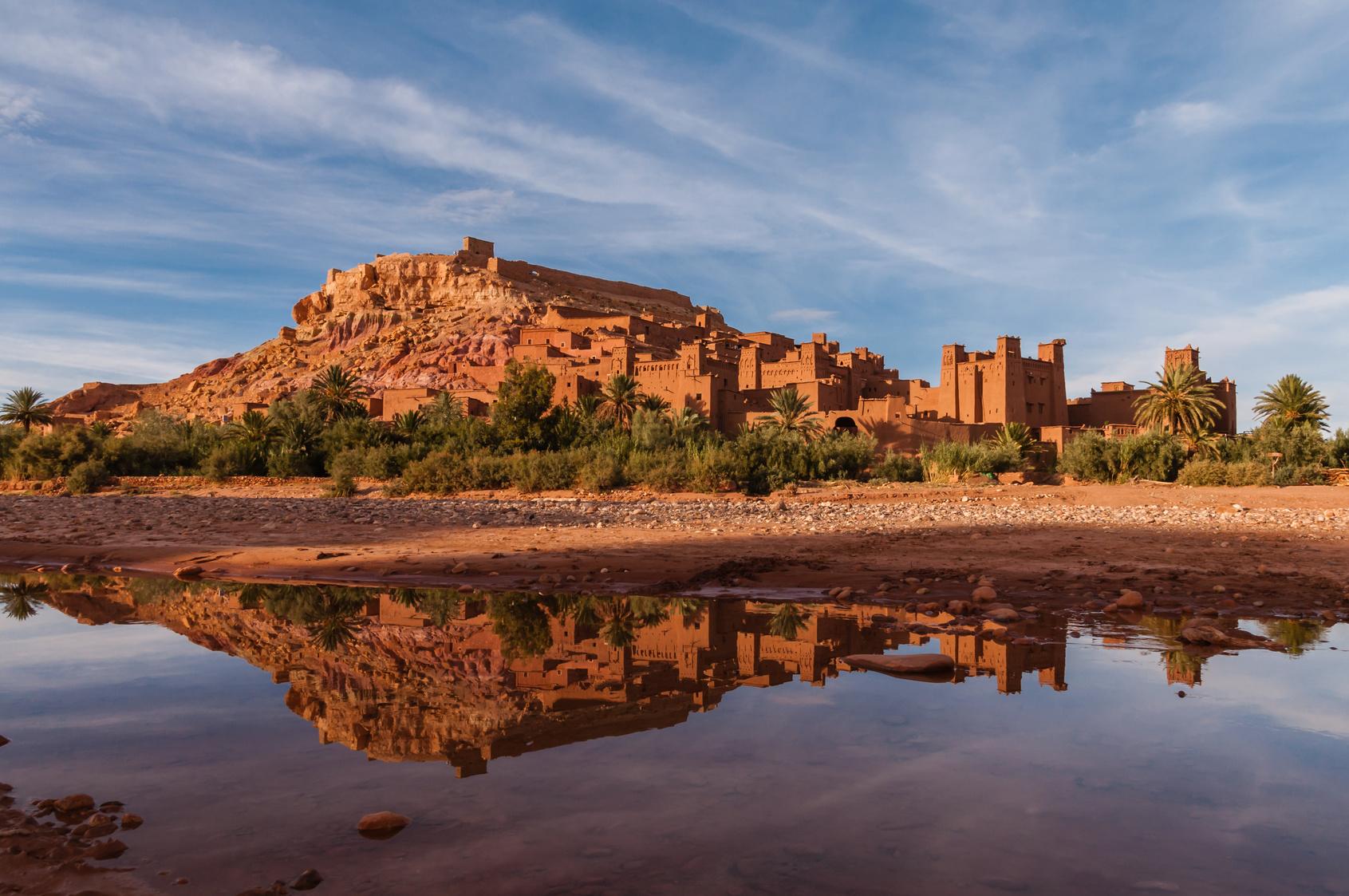 Ait Ben Haddou, Marokko Urlaub