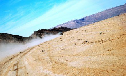 Quadfahren in der Agafay Wüste